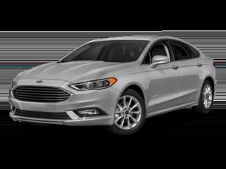 2018 Ford Fusion Hybrid SE FWD 4D Sedan
