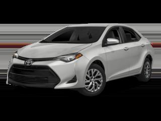 2018 Toyota Corolla L FWD 4D Sedan