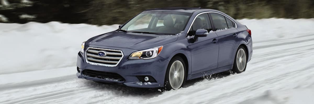 Top Car Features for Winter Weather