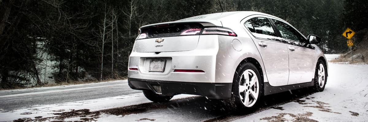 Everything You Need to Know About Your Vehicle & Cold Weather