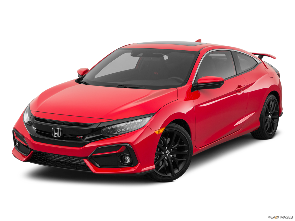 Red 2020 Civic