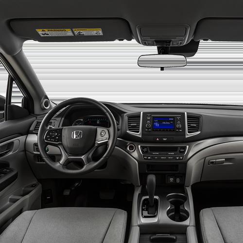 2020 Pilot Steering Wheel