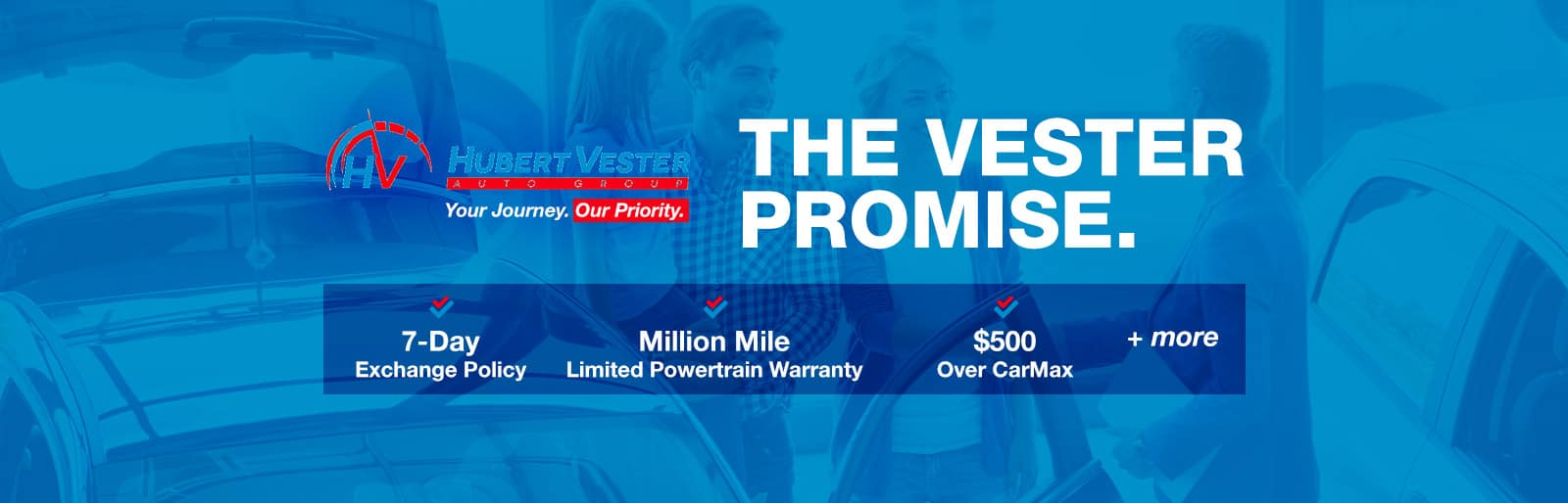The Vester Promise
