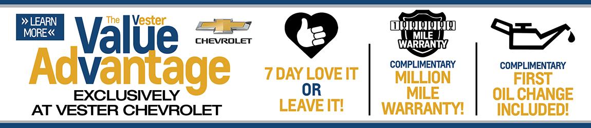 Hubert Vester Chevrolet Specials Chevy Sales Near Goldsboro Nc