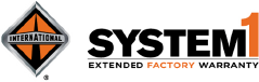 System1 Extended Factory Warranty