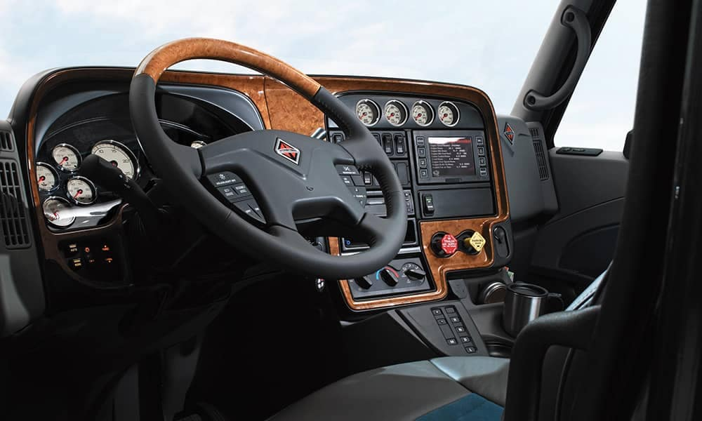 ProStar Cockpit Steering Wheel