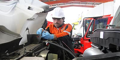 Semi Truck Mechanic