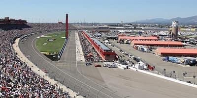 Fontana CA Race Track
