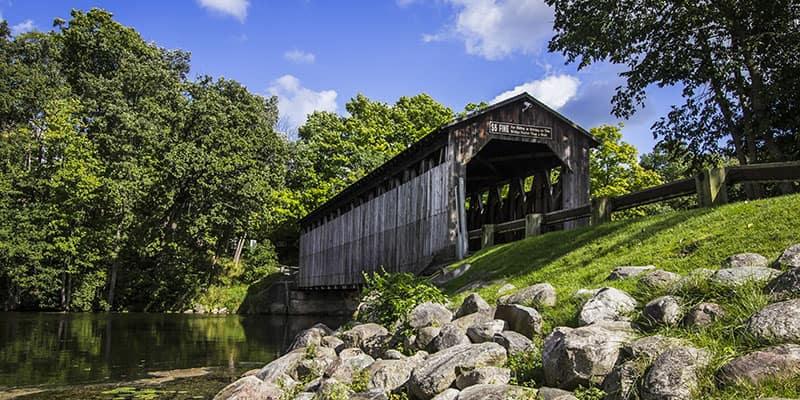 Michigan Bridge