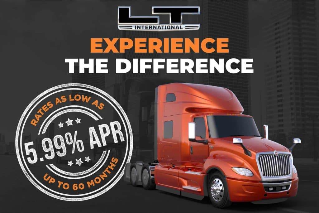 UTO LT Program - 5.99% APR for Up to 60 Months