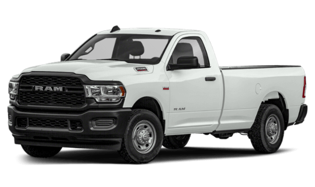 ab4133e4 2019 RAM 2500 vs RAM 3500 | HD Work Trucks | Towing, Specs, Features
