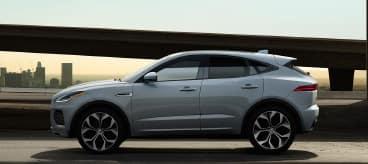 Jaguar E-PACE-side