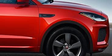 Jaguar E-PACE Tire