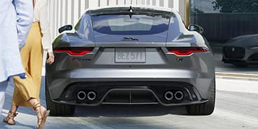 Jaguar-F-Type-back