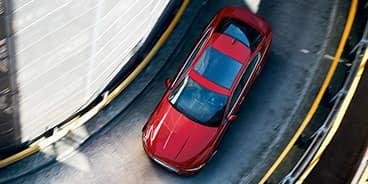 Jaguar-XE-air-view