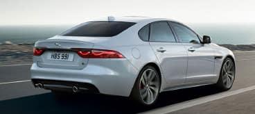 Jaguar-XF-side