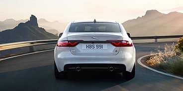 Jaguar-XF-back