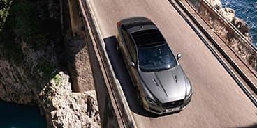 Jaguar-XJ-on-the-road