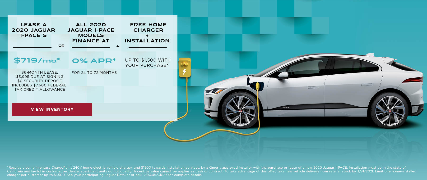 Jaguar I-PACE Incentive DI Large