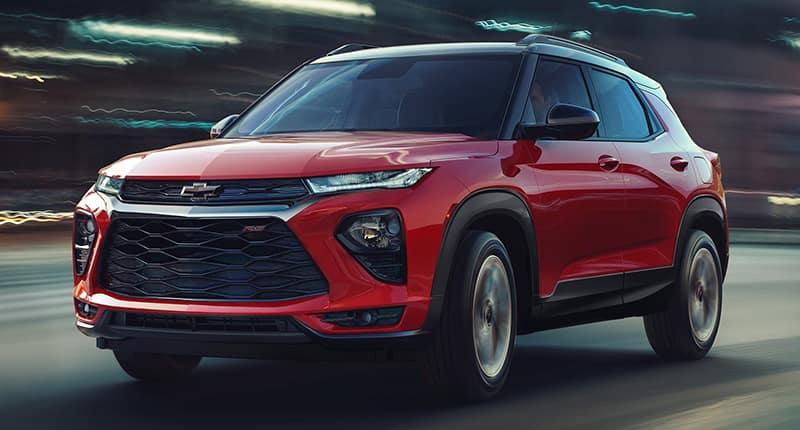 New Chevrolet Inventory