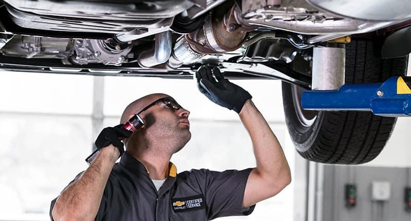 Chevrolet Maintenance