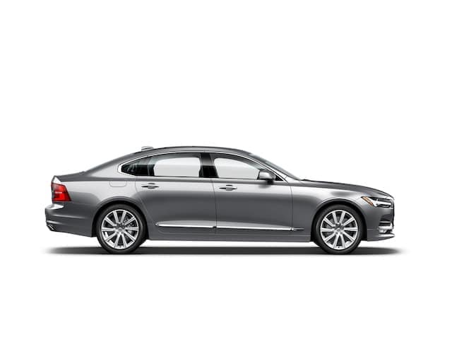 The 2019 S90