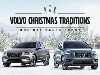 Volvo Christmas Traditions! Unwrap excitement