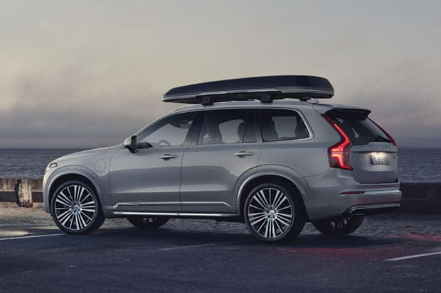Volvo Genuine Accessories for your Next Adventure