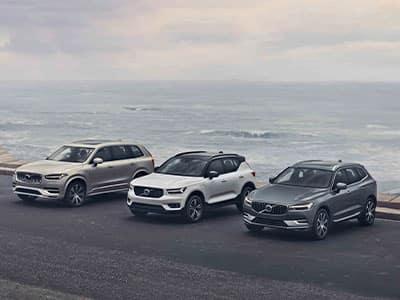 2019 Volvo Models