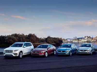 2020 Volvo Models