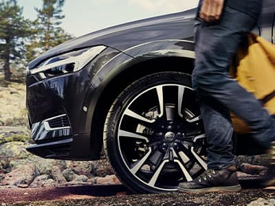 Stay Safe & In Control With Volvo Approved Tires.