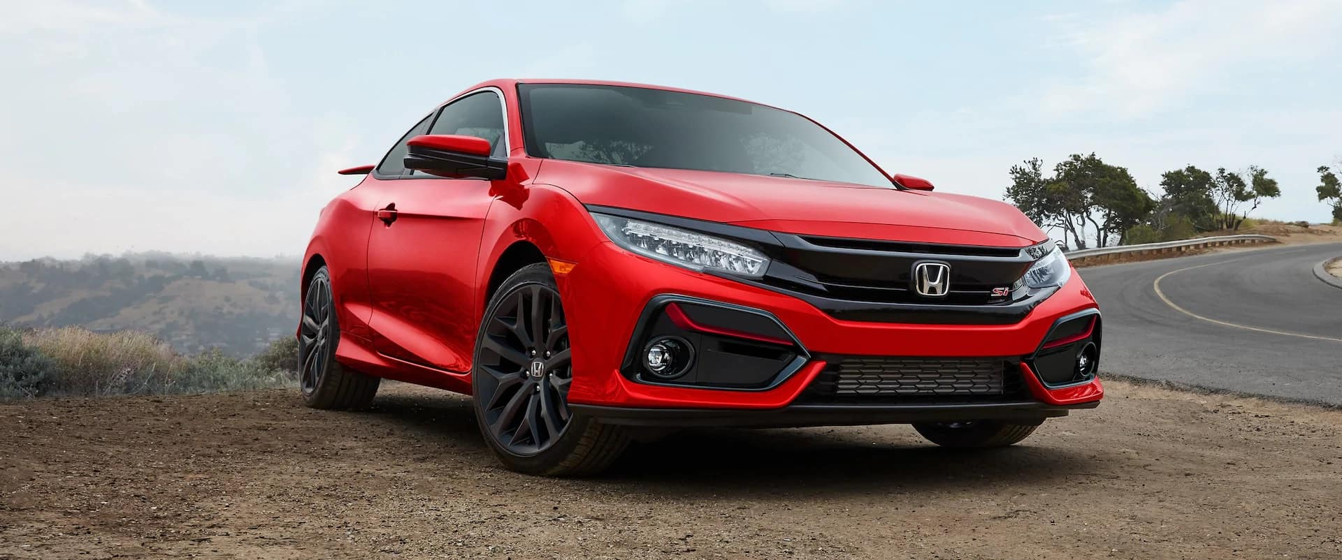 Honda_Civic_Si_Red_Driving_Country_Road