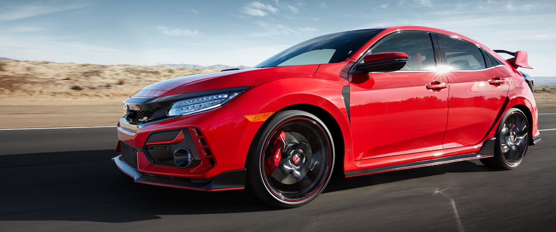 Honda_Civic_Type_R_Red_Driving