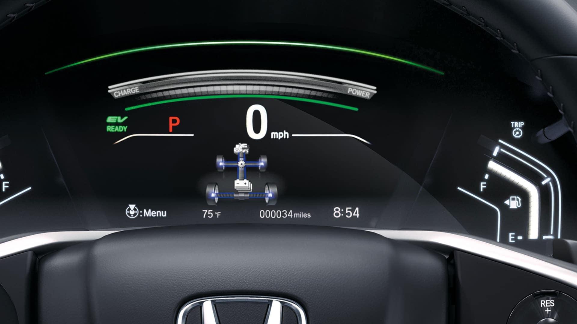 Hybrid Driver Information