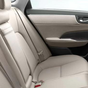 Clarity Rear Seat