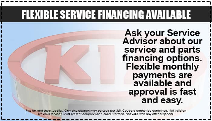 Flexible Service Financing