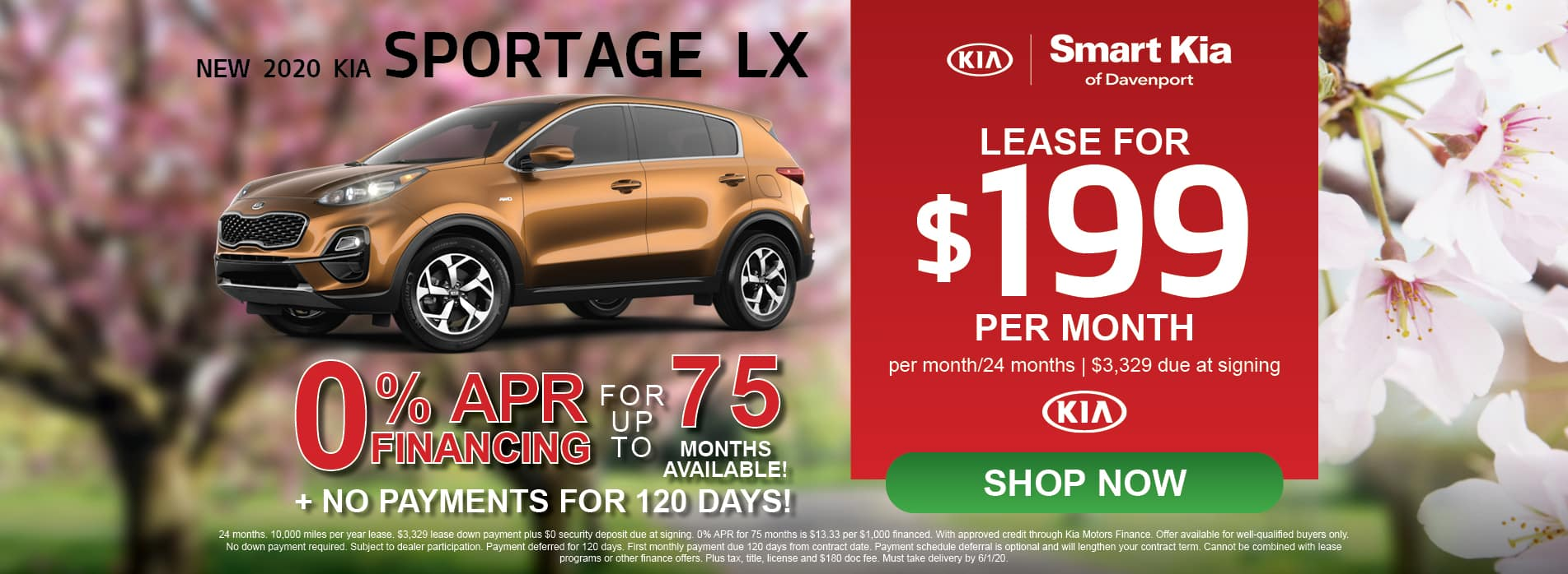 Lease a New Sportage