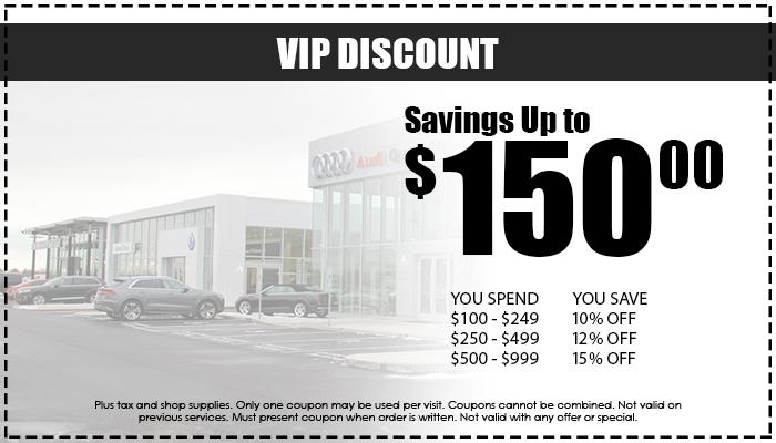 VIP Discount