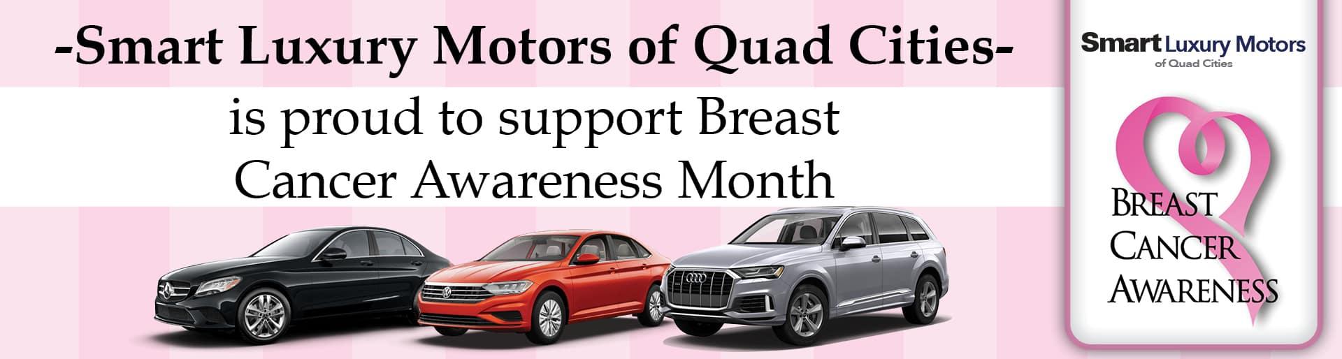 Breast Cancer Awareness Banner