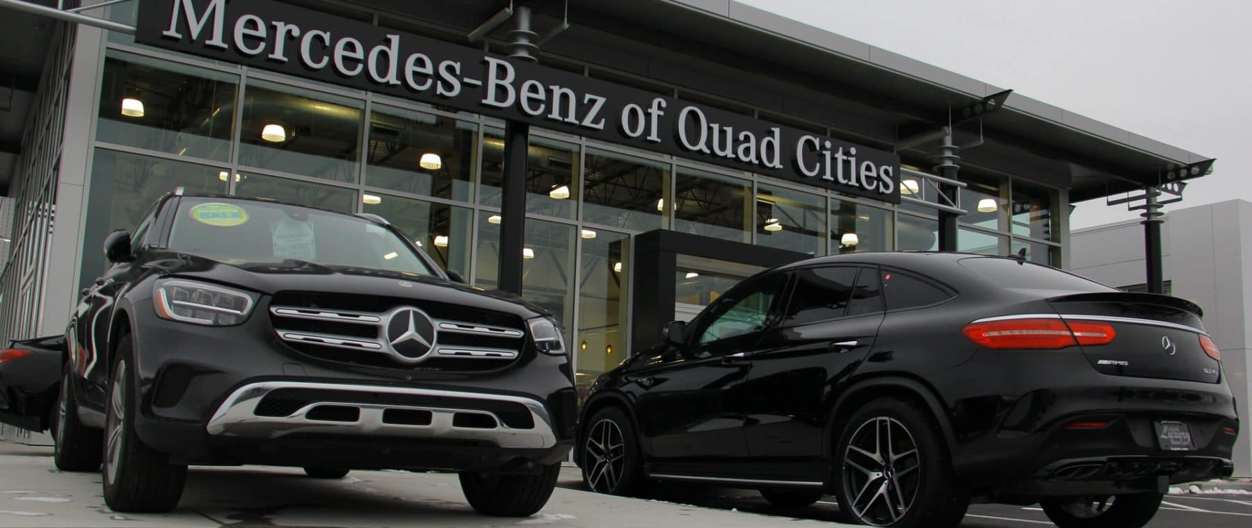 Mercedes-Benz in Davenport