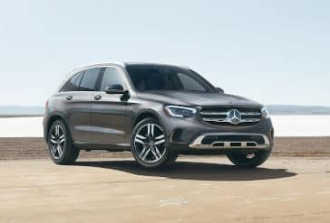 2020 GLC 300 Exterior Front Right