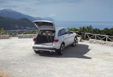 2020 GLC 300 Rear Hatch