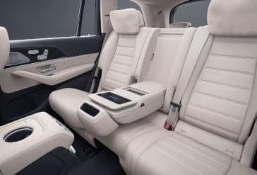 2020 GLS Rear Seats