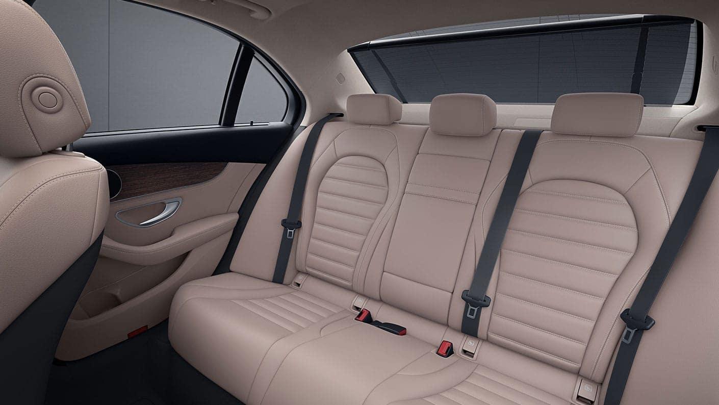 C-Class Back Seats