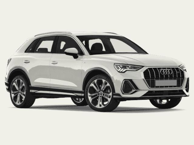 2020 Audi Q3 S line Premium Plus AWD