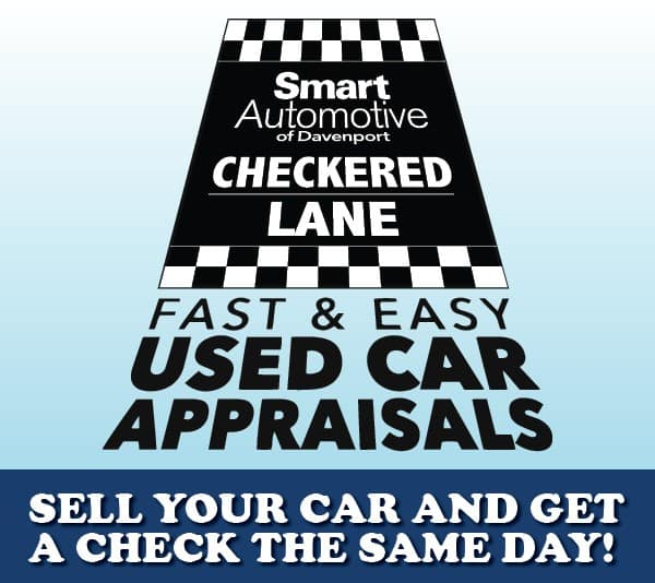 Used Car Appraisals - Checkered Lane