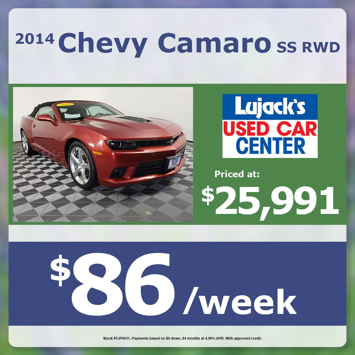Used Vehicle Specials | Lujack's Used Car Center