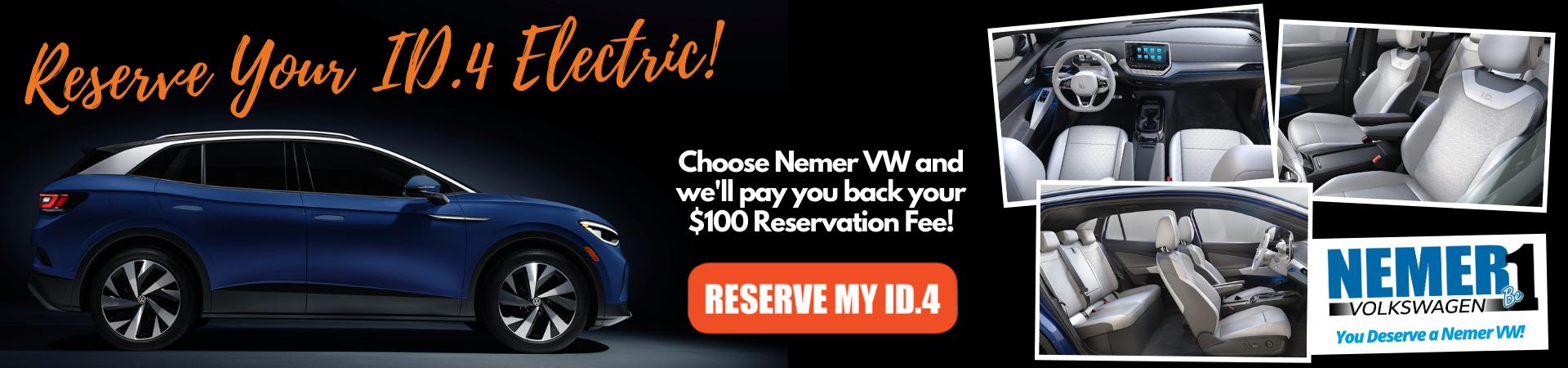 Reserve My ID4