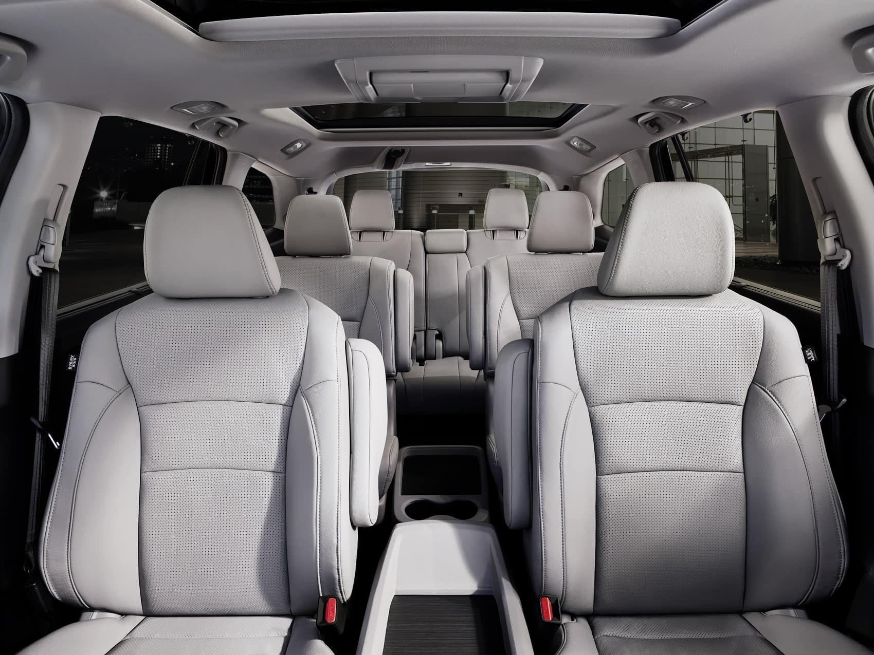 2019 Honda Pilot Interior