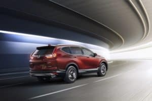 2019 Honda CR-V Safety Features